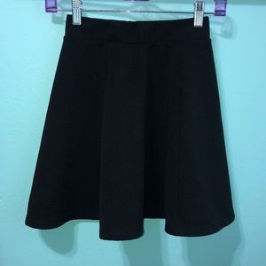 circle cut skirt